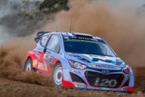 Rally van Mexico: Neuville out na koprol (Update)