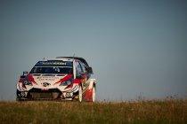 Duitsland: Derde keer Tänak, Toyota bezet volledig podium