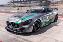 Twee Mercedes-AMG GT4's voor Veidec Silver Eagle Racing by Getspeed