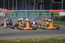 Trainen weer mogelijk op Karting Genk