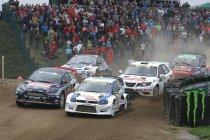 WK en EK RallycrossRX: Enkele wijzigingen voor 2015