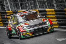 Macau: Rob Huff stormt naar achtste Macau-pole - Tarquini crasht!