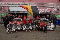Belgium Racing stunt opnieuw met tweede zege op rij