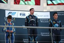 België: Nicholas Latifi wint sprintrace