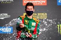 Barcelona: Yuri Belevskiy doet meteen gooi naar de titel in Euro RX Super 1600