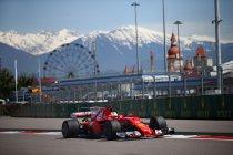 """Sochi: Vettel aan Italiaanse journalist: """"Je moest je schamen"""""""