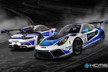 24H Spa: KCMG brengt twee Porsches aan de start
