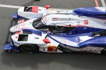 Silverstone : Toyota nipt op de pole