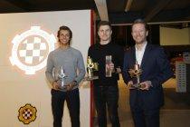 Nationale Autoclub Excelsior eert zijn kampioenen