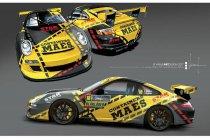 Snijers rijdt BRC met Porsche GT3