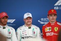Groot-Brittannië: Bottas klopt Hamilton met 6 duizendste voor pole