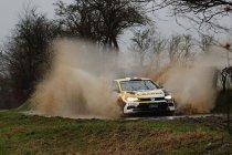 Spa Rally: Problemen voor Kris Princen