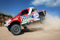 Dakar: Ten Brinke met officiële Toyota naar Dakar