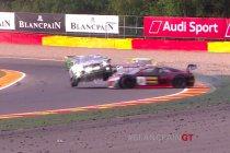 NEWSFLASH: 24H Spa: FCY na zware aanrijding tussen Bentley #8 en Porsche #117 (UPDATE)