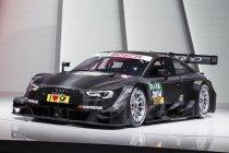 Audi presenteert nieuwe Audi RS 5 DTM in Genève (+ Foto's)