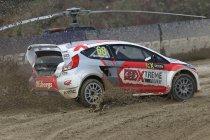 Niclas Grönholm met GRX en M-Sport Fiësta naar World RX