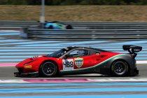 Paul Ricard: Pole voor Mentos Porsche - Van Glabeke opnieuw snelste Belg in GT Sports Club