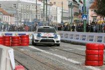 Rally van Portugal: Volkswagen opent met 1-2-3