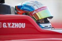 Guan Yu Zhou verruilt Ferrari voor Renault