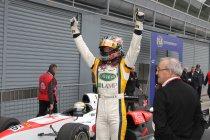 Auto GP Monza: Sergio Campana wint eerste race