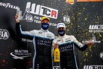 Aragon kleurt Cyan-blauw: eerste winst voor Urrutia, Muller vicekampioen