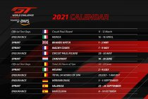 GT World Challenge Europe Sprint Cup: Valencia krijgt de finale in 2021