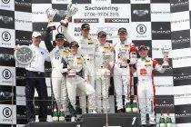 Sachsenring: Dubbel voor Schubert Motorsport - leiding in kampioenschap voor Audi