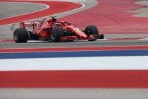Verenigde Staten: Räikkönen zegeviert - Vandoorne P11