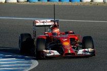 Groot-Brittannië: Jules Bianchi vervangt Kimi Räikkönen in tweedaagse testsessie