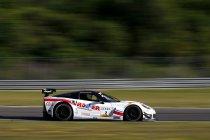 Nürburgring: Dubbele pole voor Corvette