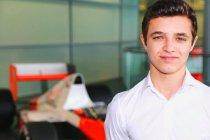 Lando Norris vervangt Vandoorne in het McLaren Young Driver Programme