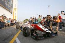 GP Macau F3: Rosenqvist voor de tweedemaal op rij