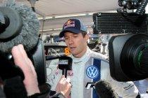 Rally van Frankrijk: Ogier pakt leiding over - Loeb crasht