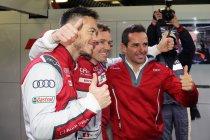 6H Silverstone: Audi palmt eerste startrij in