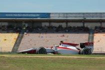Hockenheim: Palmer op pole, Vandoorne mee op eerste startrij