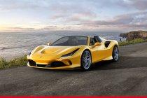 Ferrari stelt twee spider modellen tegelijk voor