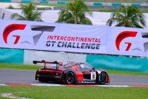 IGTC: SRO last 12H Sepang af wegens tekort aan deelnemers - Audi en Winkelhock kampioen