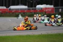 Belgen schitteren tijdens Europees Rotax kampioenschap in Genk