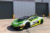 Monza: Een Lamborghini in de Fanatec GT2 European Series