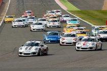 Porsche Supercup: Groot-Brittannië: Eerste zege voor Clemens Schmid