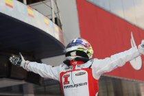 GP3: Spanje: Tio Ellinas is de eerste winnaar van het seizoen