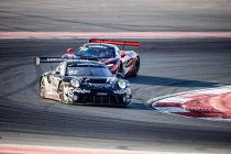 24H Dubai: Herberth Motorsport pakt pole - Porsche palmt eerste startrij in