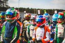 Volle startvelden voor eerste manche BNL Karting Series in Genk