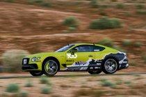 Bentley keert terug naar Pikes Peak met Continental GT