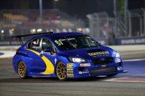 Alain Menu met Top Run-Subaru naar Thailand en Macau