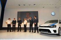 VW Motorsport stelt Polo R WRC voor in Monaco