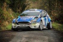Craig Breen wint eerste rally na WRC-carrière
