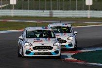 Ayrton Redant: vice-kampioen en kampioen Junior Ford Fiesta Sprint Cup