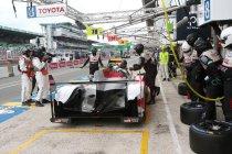 Toyota wisselde verkeerde band op wagen #7