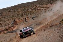 Hattrick voor Sébastien Loeb – Peugeot bezet opnieuw podium